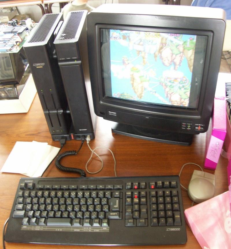 Akumajo Dracula - Sharp X68000 - 1993 15